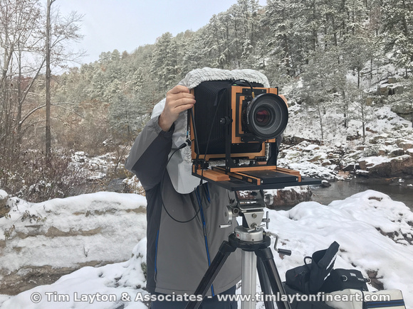 Large Format Photography Video Workshop Series by Tim Layton