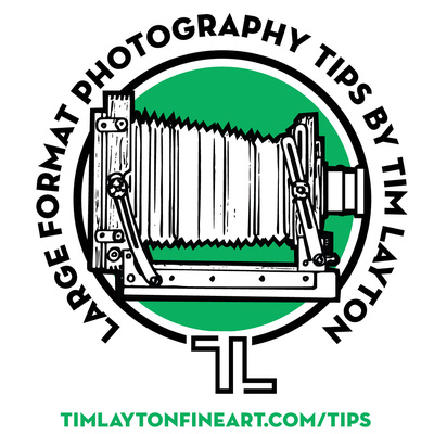 Large Format Photography Video Workshops by Tim Layton