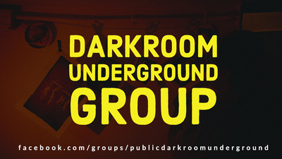 The Darkroom Underground Facebook Group by Tim Layton