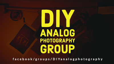 DIY Analog Photography Group by Tim Layton