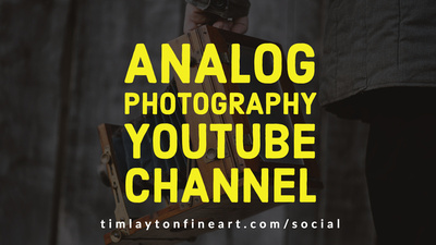 Analog Photography YouTube Channel by Tim Layton