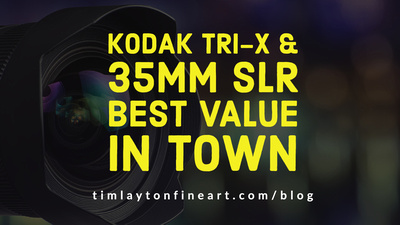 Kodak Tri-X and 35mm SLR — Best Value in Town by Tim Layton