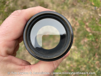 Cooke TTH RVP F8 19th Century Soft Focus Lens by Tim Layton