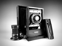 Large Format Photography Vintage Lens Project by Tim Layton