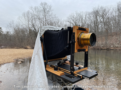 Cooke Series II Variable Soft Focus Lens 8x10 Large Format Photography by Tim Layton