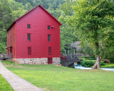 Alley Springs Mill by Tim Layton 8/3/2021