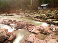 Rocky Creek at Klepzig Mill / Missouri Ozarks