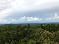 View of the Ozarks at Stegall Mountain