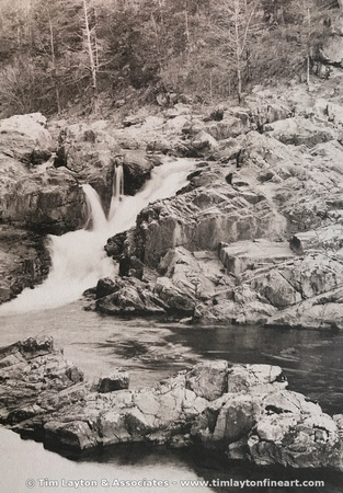 Platinum Print - Rocky Creek Shutins - Vertical