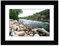Rocky Mountains - Arkansas River, Colorado # 2