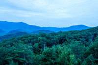 Smoky Mountains - Gatlinburg Bypass Overlook