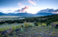 Sunset at Collegiate Peaks - Chaffee County Colorado